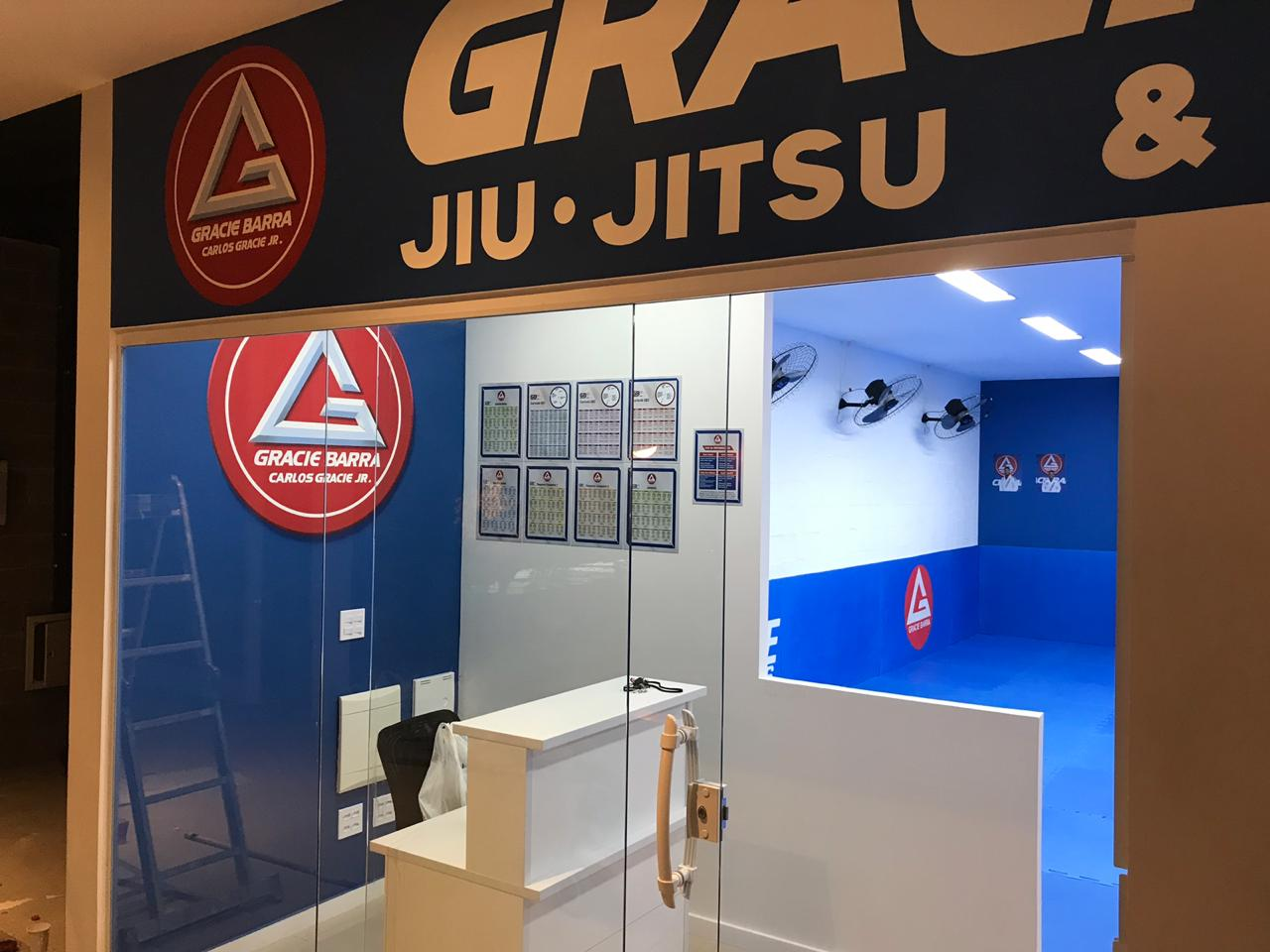 Escola Gracie Barra Icaraí